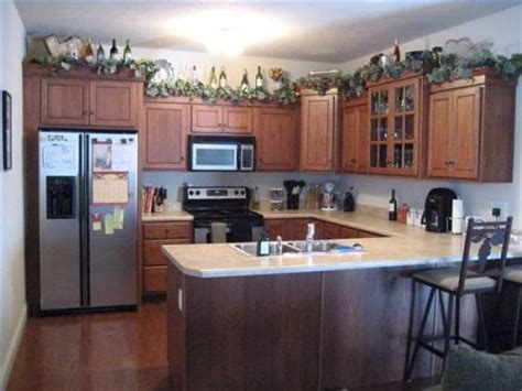 kitchen cabinet decorations kitchen cabinet decorating ideas above the interior