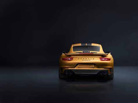 Car Turbo Wallpaper by Wallpaper Porsche 911 Turbo S Exclusive Series 2018
