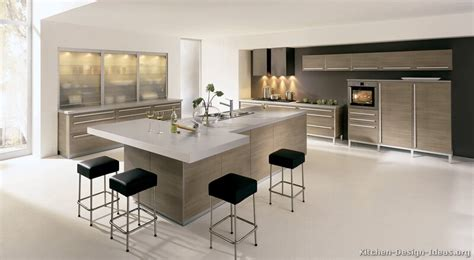 modern kitchen with island designs modern kitchen designs gallery of pictures and ideas