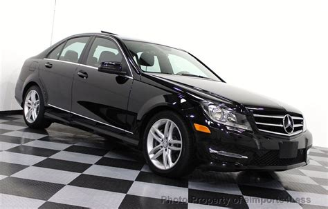 Mercedes 4matic C300 by 2014 Used Mercedes C Class Certified C300 4matic