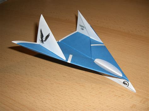 origami airplane jet the eagle jet paper airplane quot you cannot hide quot