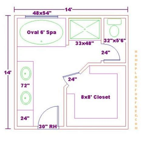 bathroom with walk in closet floor plan free bathroom plan design ideas free bathroom floor