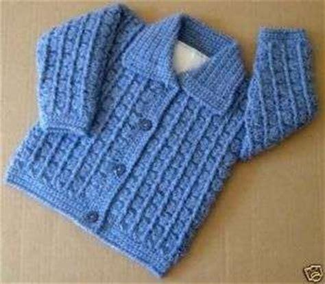 knitted baby boy sweaters free patterns best 25 crochet sweater patterns ideas on