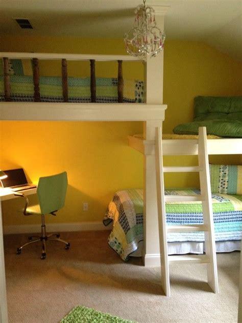 split bedroom design 1000 ideas about childs bedroom on