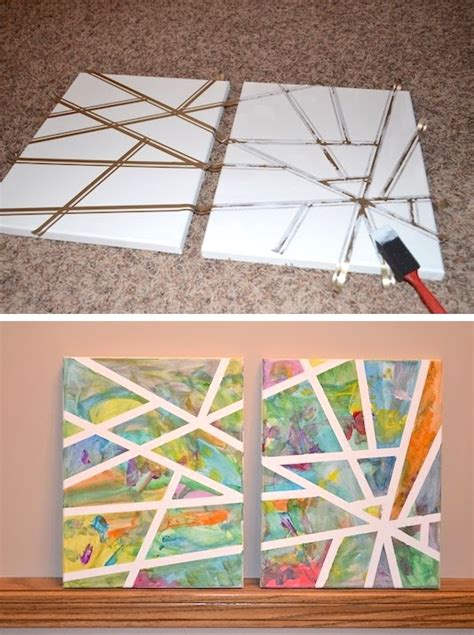 canvas craft ideas for 29 of the best crafts for to make projects for boys
