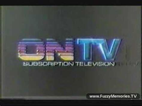 On Tv Subscription Television Chicago 1983