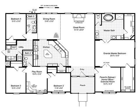 best floorplans best 25 mobile home floor plans ideas on modular home floor plans manufactured
