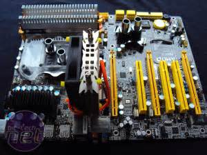 spray paint motherboard mod of the month march 2013 bit tech net