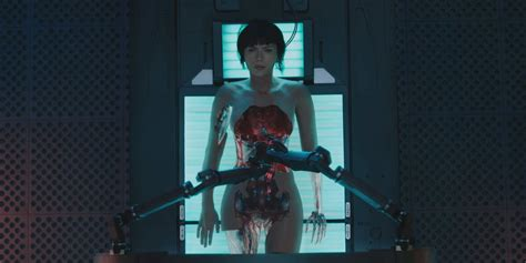ghost in the shell ghost in the shell theatrical trailer 2017