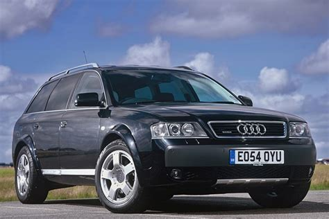 Audi 2004 A6 by Audi A6 Allroad Review 2000 2005 Parkers