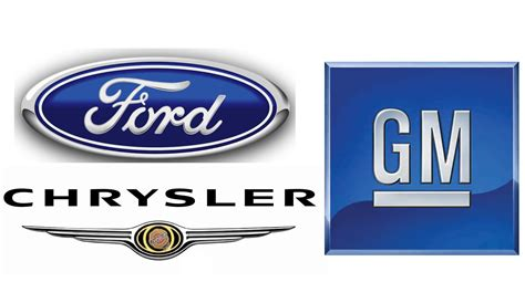 Gm Ford Chrysler by Auto Industry Recovering Well As Ford Gm And Chrysler All