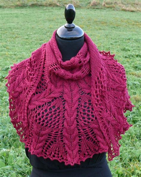 knit shawls croeso knit shawl allfreeknitting