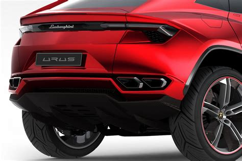 Lamborghini Urus SUV to go into production   Pursuitist
