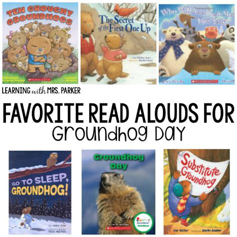 groundhog day used to something groundhog day books and a freebie learning with mrs