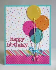 ideas of birthday cards 25 best ideas about diy birthday cards on