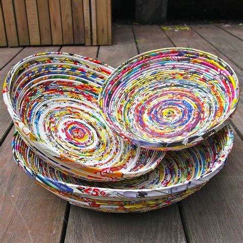 recycled magazine paper crafts paper crafts 5th edition image gallery arts crafts