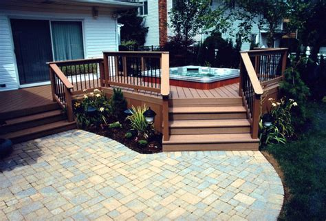 patios and decks designs 30 outstanding backyard patio deck ideas to bring a