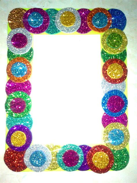 frame craft for crafts actvities and worksheets for preschool toddler and