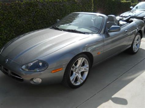 how to learn about cars 2003 jaguar xk series interior lighting find used 2003 jaguar xk8 convertible in sun valley california united states for us 11 500 00