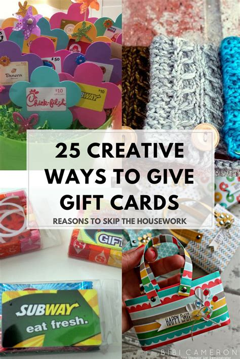 25 creative gift card holders merry gifts
