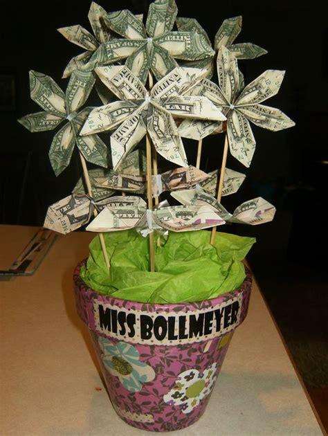 how to make money origami flower money flower bouquet so easy flower folding