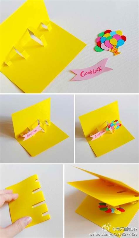 how to make a cool birthday card out of paper diy birthday cards birthday cards and cut outs on