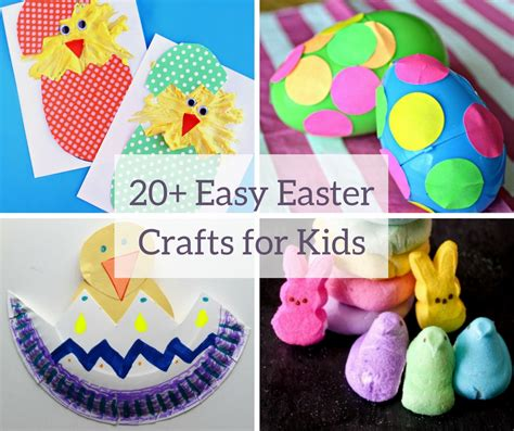 easy easter craft for 20 easy easter crafts for