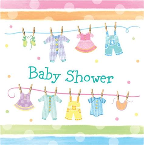 baby shower baby shower napkins 16s non stop shop
