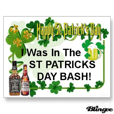 st creator free st patricks day bash picture 128408443 blingee