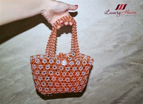 diy beaded bags handmade beaded bags and other charming handicrafts by