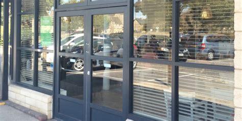 aluminium shop front doors aluminium doors securahome