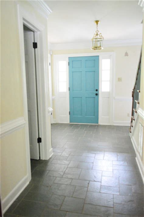 painting the front door of your house painting the back of your front door a bold color