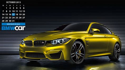 Car Magazine Wallpaper by The Bmw Car Magazine Desktop Calendar Wallpapers Are Here