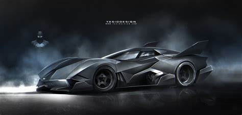 The Batmobile Egoista Is Like Superhero Supercar Fusion