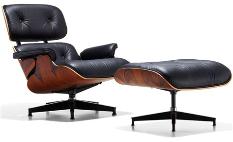 Eams Chair by Eames 174 Lounge Chair Ottoman Hivemodern