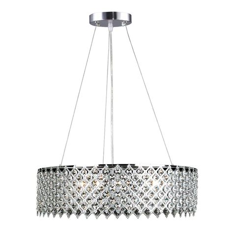 chrome and chandeliers decor living 3 light and chrome chandelier 104327