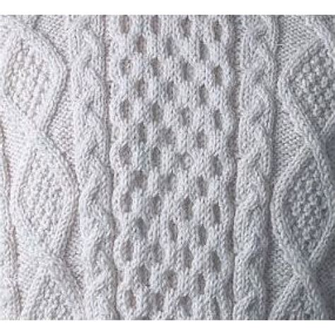 how to knit aran stitches murphy clan aran knitting pattern emailed