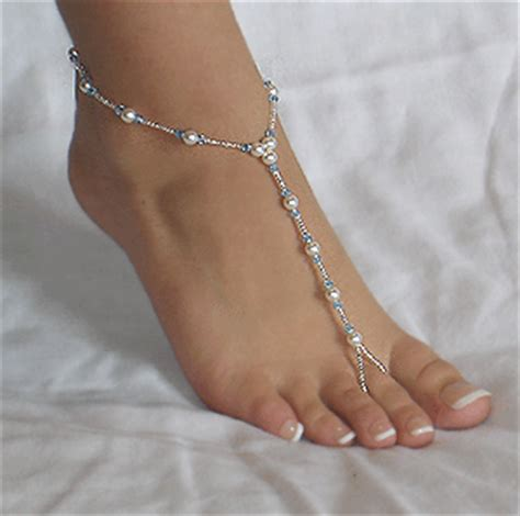 how to make foot jewelry just stuff from a boomer to go barefoot or not