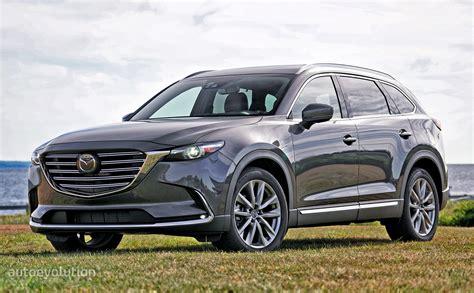 2017 Mazda Cx9 driven 2017 mazda cx 9 signature awd autoevolution