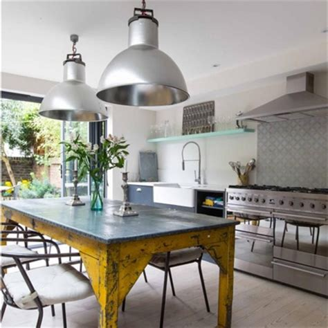 industrial style lighting for a kitchen industrial style kitchens best kitchen design ideas