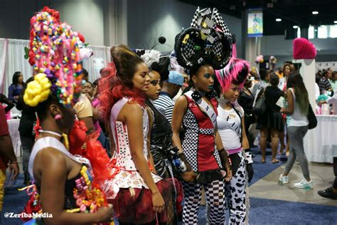 show atlanta pics bronner brothers atlanta hair show weekend