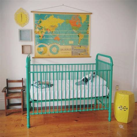 baby bangs on crib vintage baby room room i