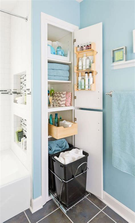 bathroom and closet designs 25 best built in bathroom shelf and storage ideas for 2018