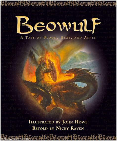 beowulf picture book quotes by howe like success