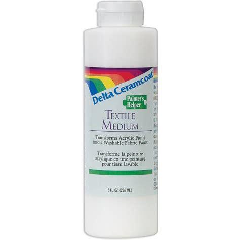 Plaid Delta 8 Ounce Textile Medium Acrylic Paint Ceramcoat