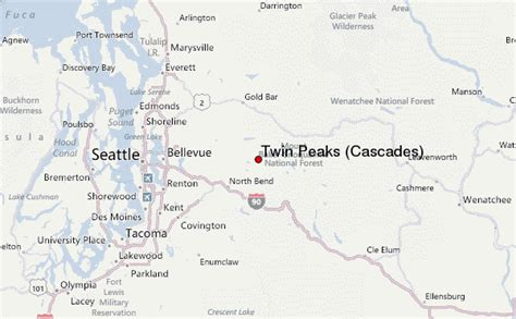 cascade peaks map pictures to pin on pinsdaddy