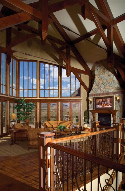 house plans with vaulted great room colima manor mountain home plan 101s 0005 house plans and more