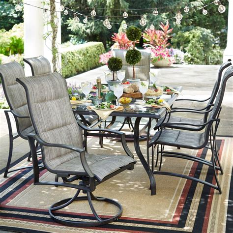 11 patio dining set 18 special features of patio dining sets lowes interior