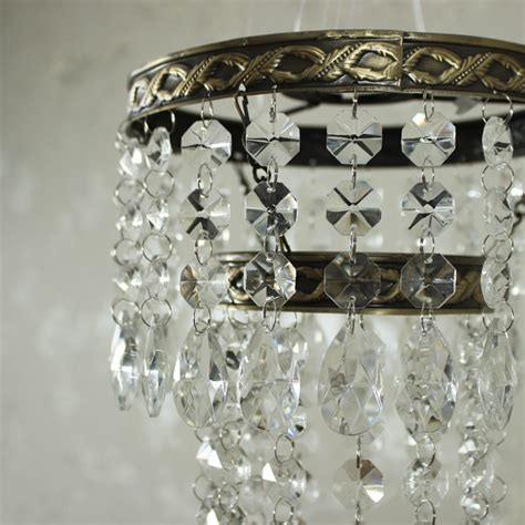 clear beaded chandelier clear glass beaded chandelier melody maison 174