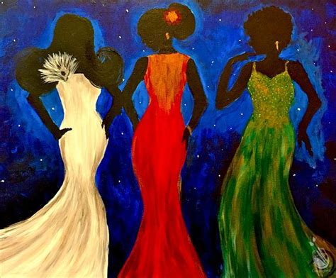 painting with a twist paint used glamorous girlfriends ages 18 saturday